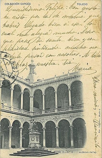 Laurent, hito en la historia postal (I)