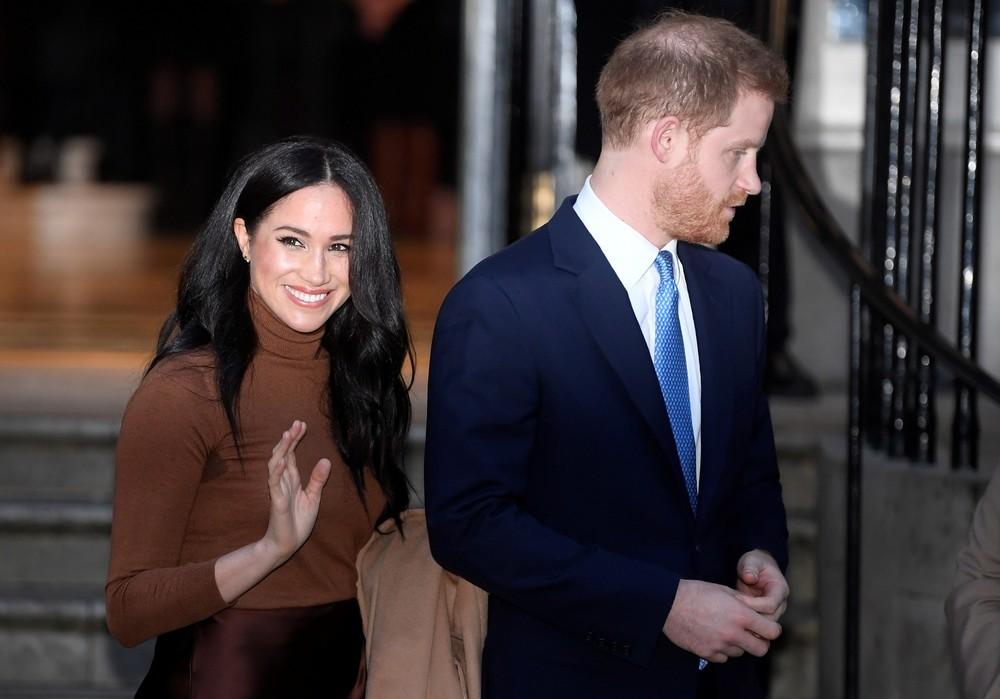 Enrique y Meghan dejarán de ser 'royals' el 31 de marzo