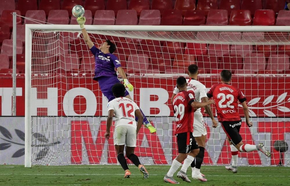 El Sevilla agarra el cupo Champions