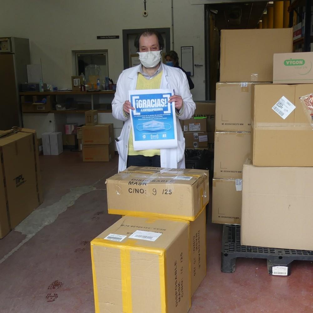 CEOE alcanza los 30.000 euros en donaciones contra el Covid