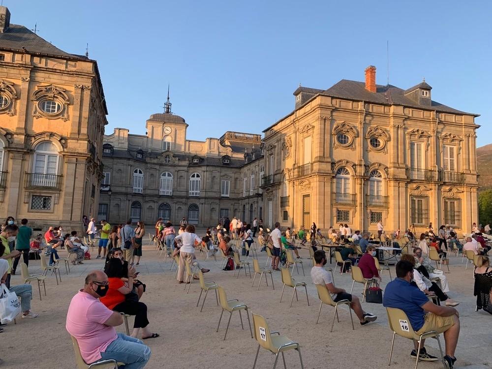 El virtuoso Ara Malikian llena de música el Palacio Real