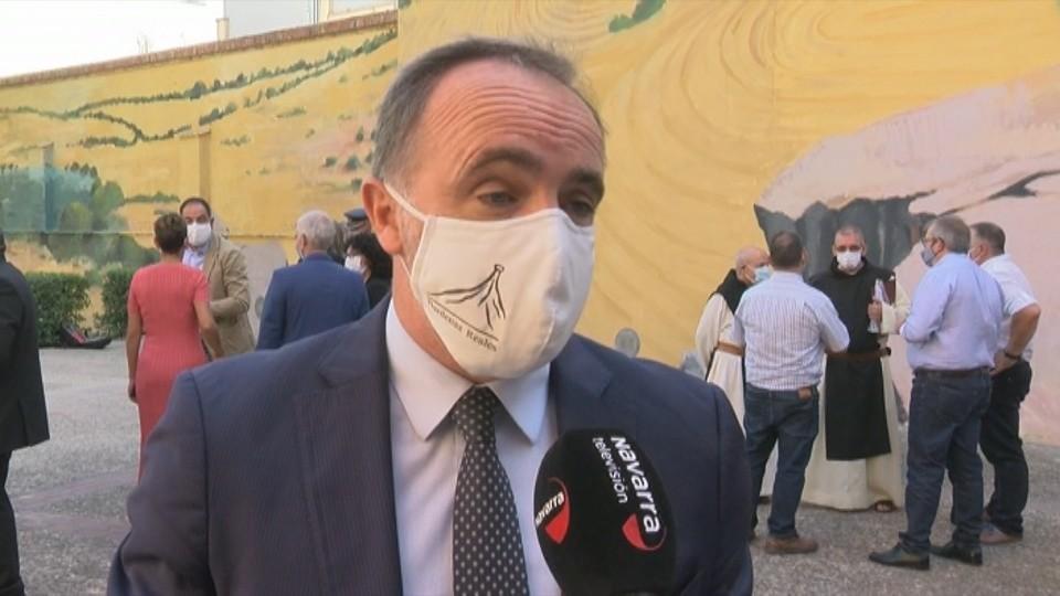 Esparza critica la gestión del Gobierno de la vuelta al cole