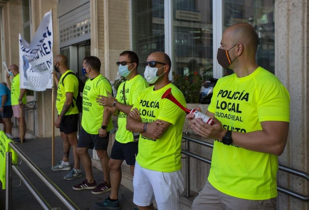 Policías Locales exigen de nuevo el aumento de plantilla