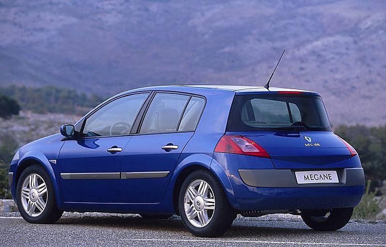 La familia del Renault Mégane cumple 25 años