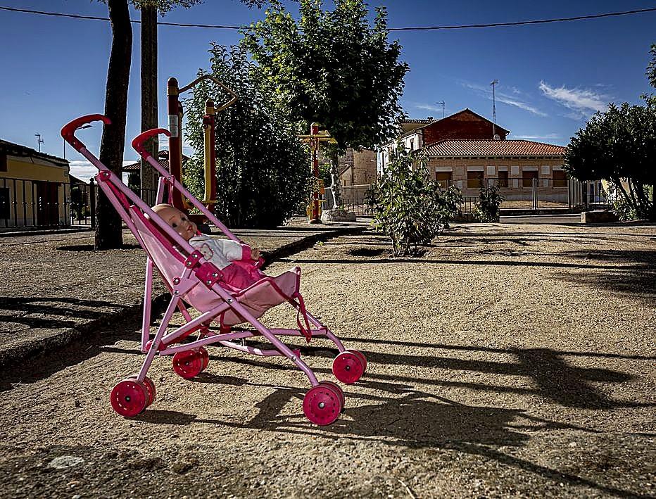 El carrito de Vera, en Marzales.