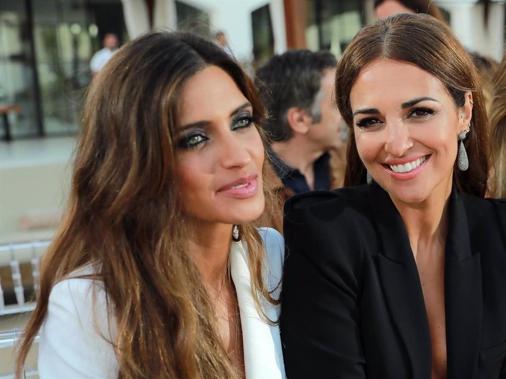 Paula Echevarría y Sara Carbonero, 'best friends'