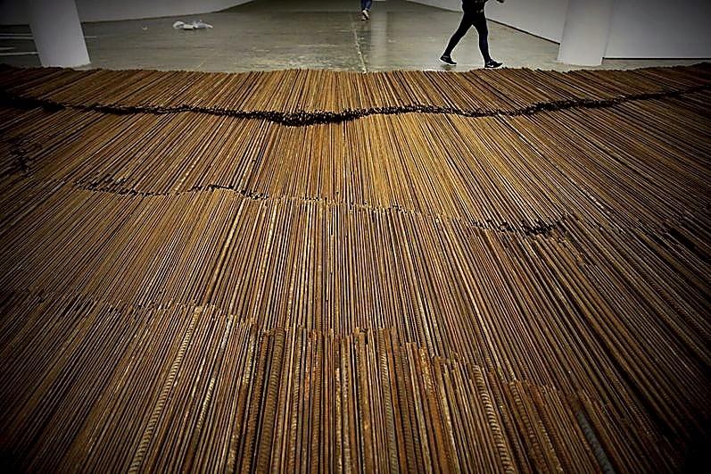'Straight' evoca la lucha de Weiwei contra el Estado asiático tras el terremoto de Sichuan de 2008