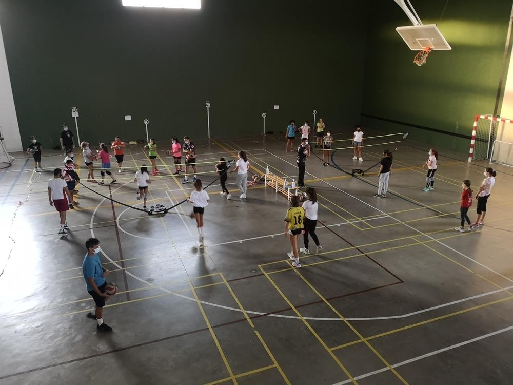 El Sporting Santo Domingo sigue con la captación de cantera