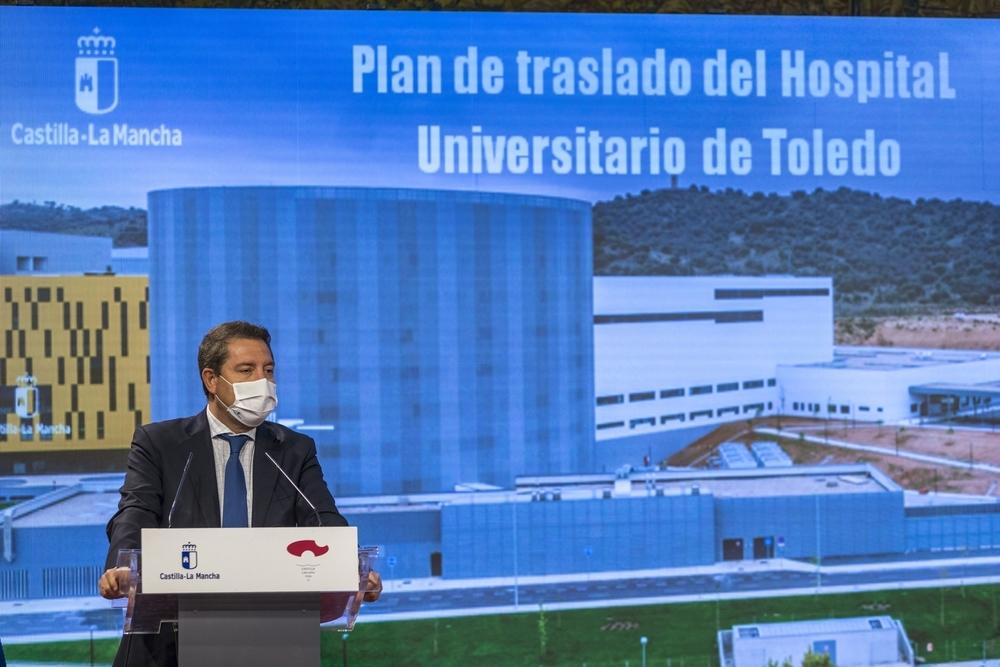 El nuevo hospital estará completamente operativo en junio
