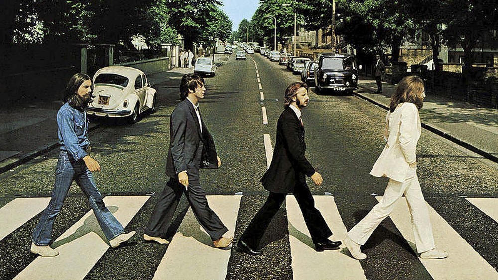 El último álbum de la banda británica fue 'Abbey Road'.