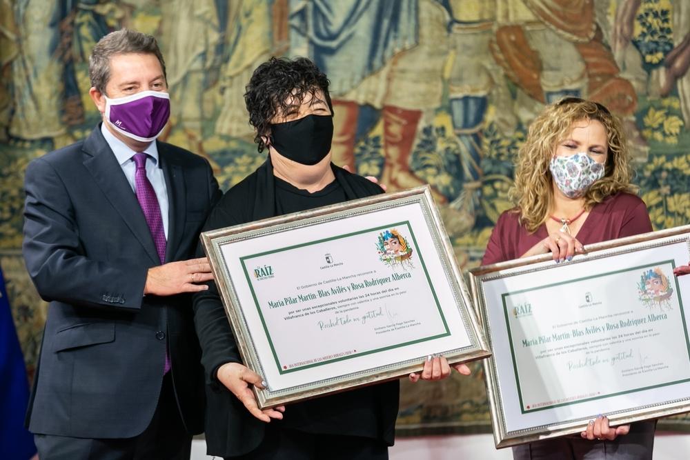 Heroínas de pueblos en pandemia