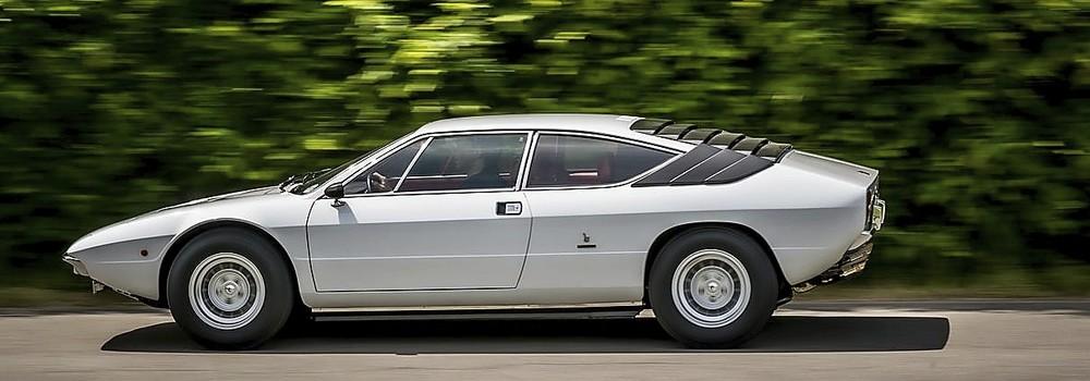 Lamborghini celebra los 50 años del Urraco