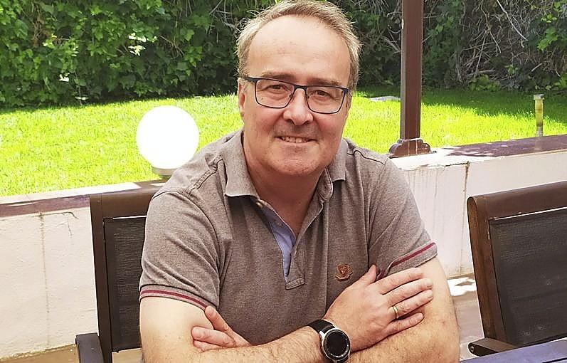 Javier Urizar, director de medios de pago en comercios de BBVA