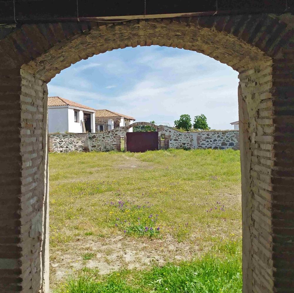 Las estructuras de los toriles son las originales de principios del siglo XX.