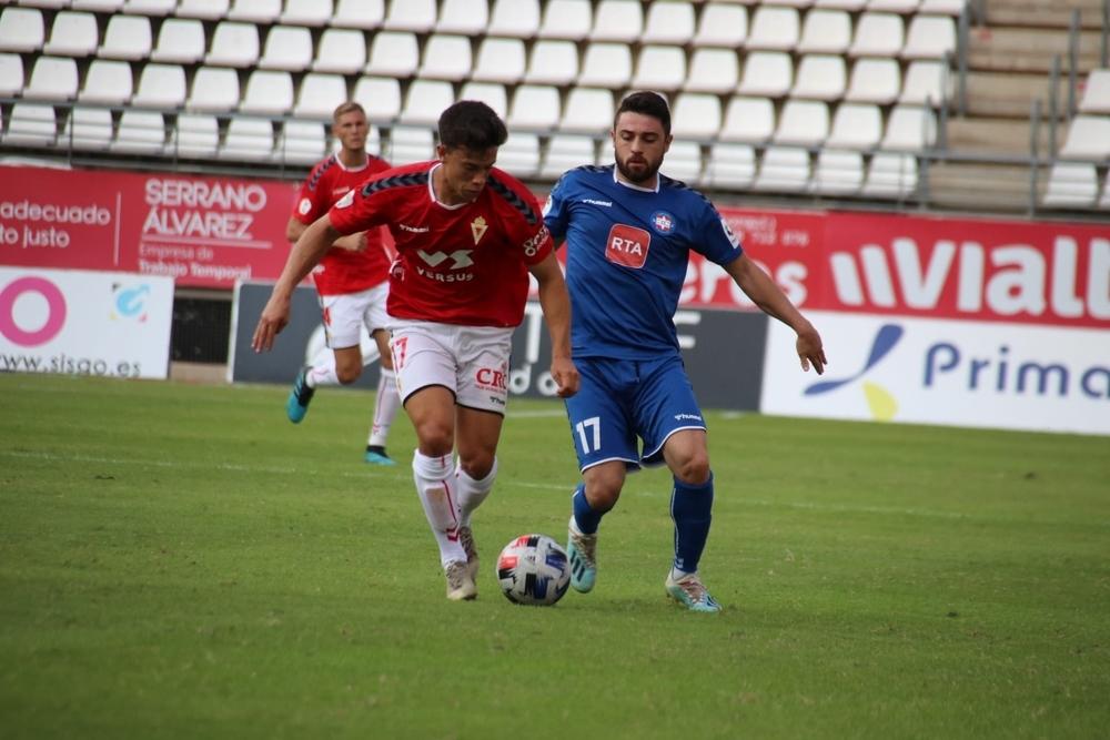 El Calvo Sotelo elimina al Real Murcia en la Nueva Condomina
