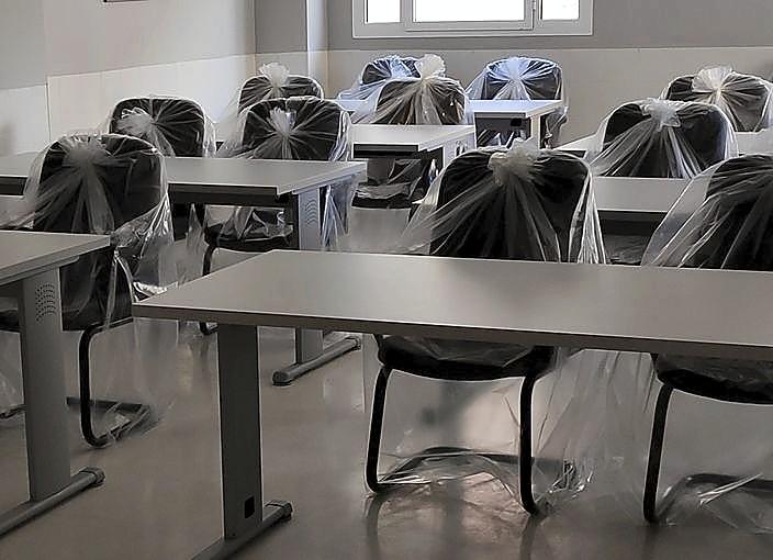 Así es la nueva cárcel de Soria por dentro