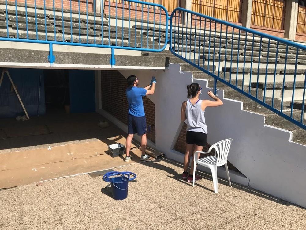 Talavera pone al día las piscinas para su apertura el día 1