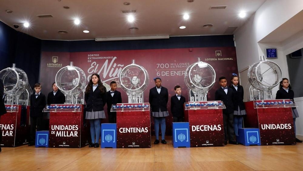 El segundo premio también llega a Valladolid y Rioseco