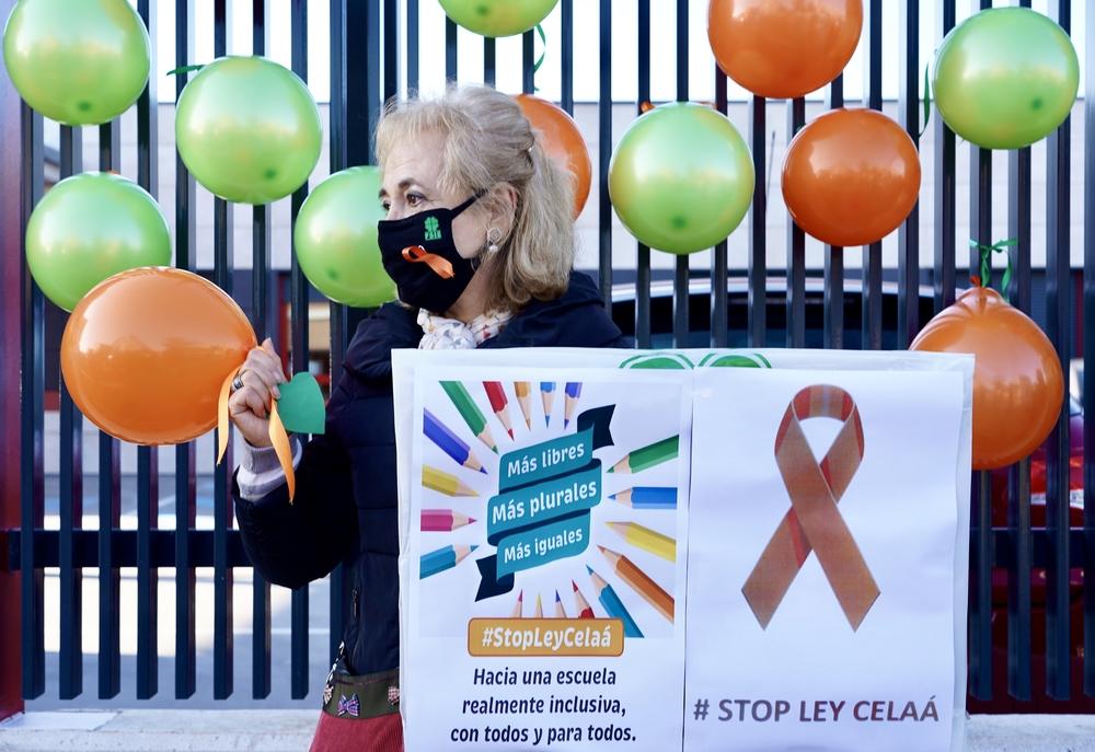La Asociación Ayuda a la Dependencia y Enfermedades Raras de Castilla y León defiende la continuidad de los colegios de Educación Especial