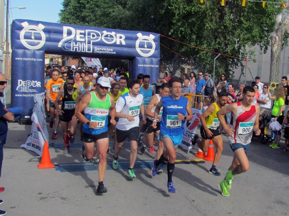 La San Luis Run&Fun de Yepes se transforma en virtual