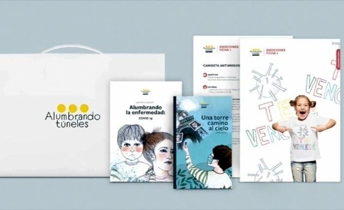 Nace 'Alumbrando Túneles' para ayudar a alumnado y docentes