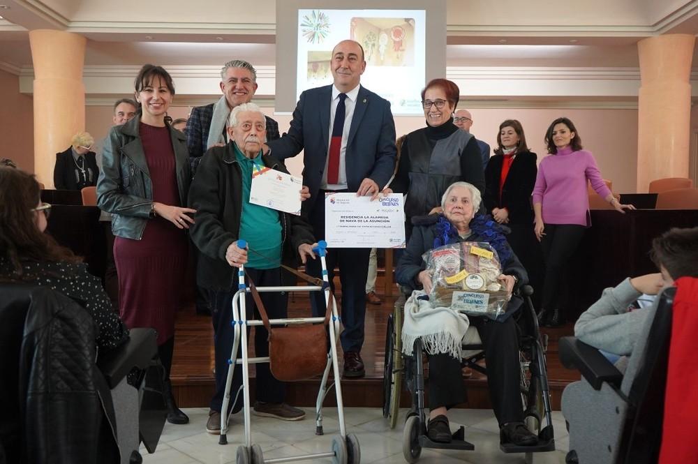 Entrega de premios del 30º Concurso Provincial de Belenes