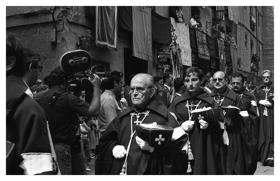 La historia del Corpus en imágenes