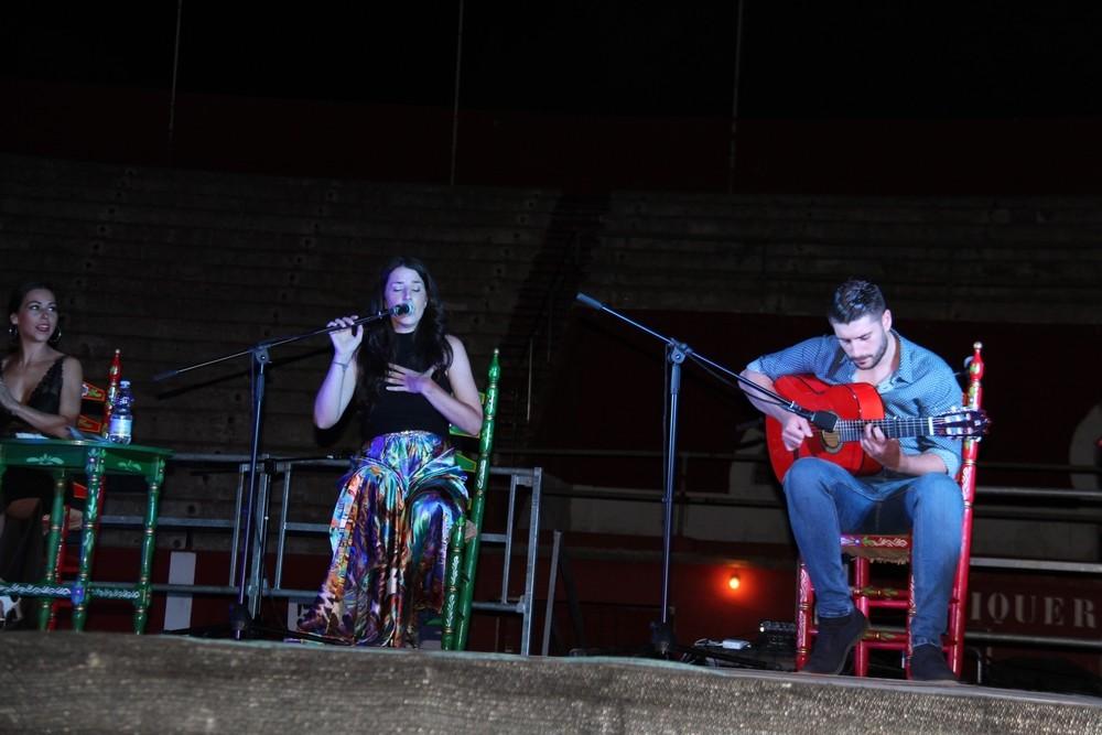Copla y flamenco en los 'Escenarios para el reencuentro'