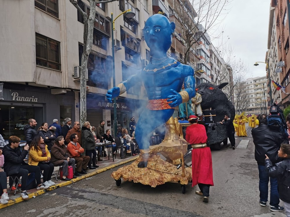 Las Peñuelas de Pozuelo y su Aladdin