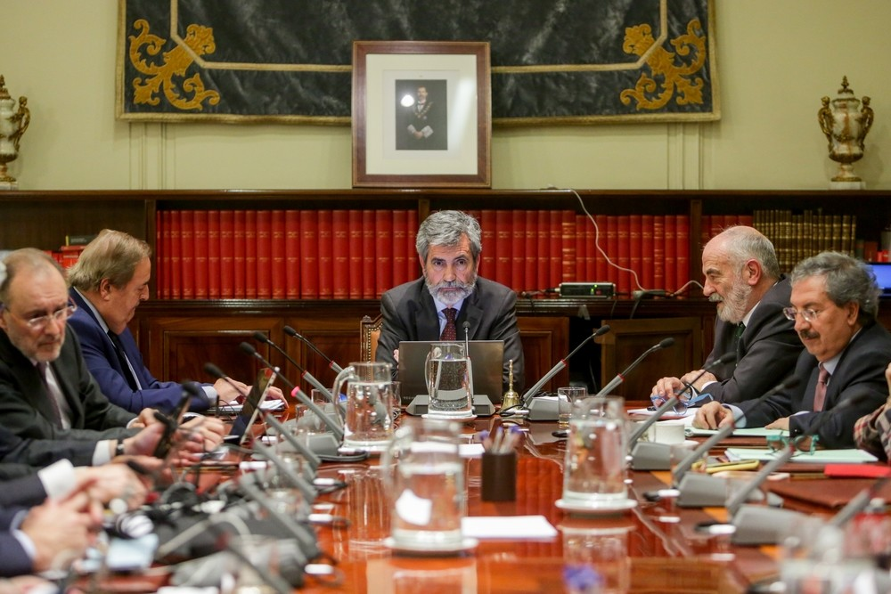 El CGPJ avala a Delgado como fiscal general