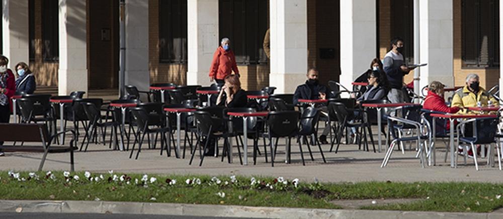La hostelería reabre en Logroño