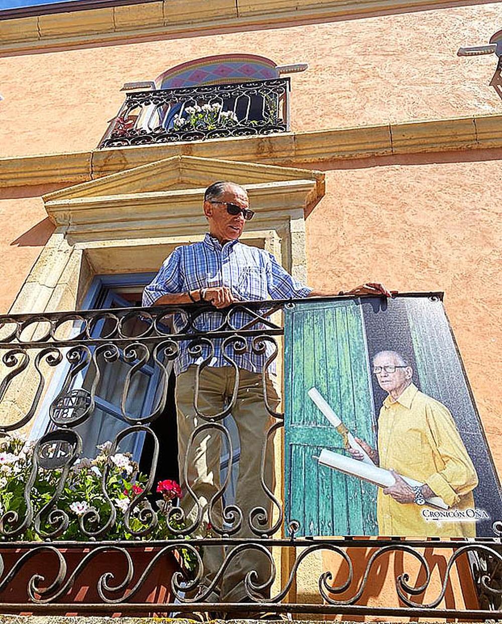 Marcos Lorenzo participó en las primeras ediciones, hizo un descanso de más de dos décadas pero retomó la interpretación.