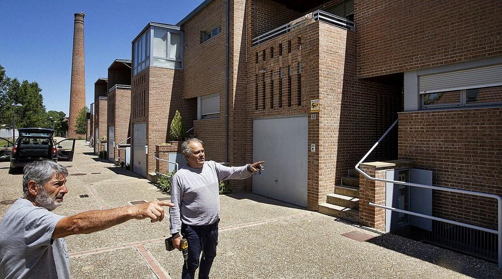 Presión vecinal contra la okupación de un chalé
