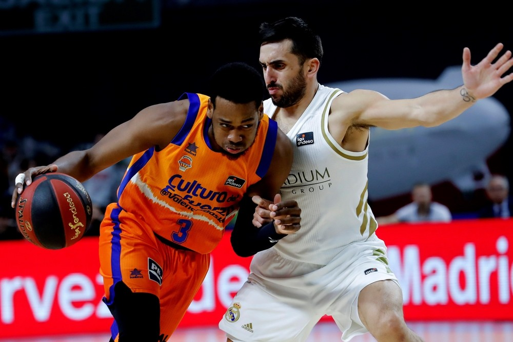 Rudy rescata al Real Madrid y complica la Copa al Valencia