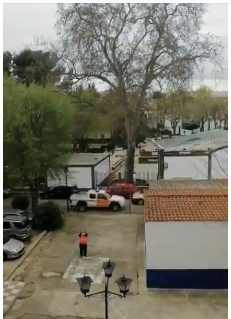 Protección Civil de Villatobas anima a los vecinos