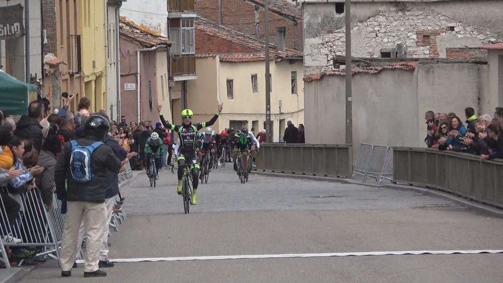 La Clásica ciclista de 'La Chuleta' de Cuéllar se aplaza