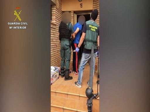 Dos detenidos en Castejón por tráfico de drogas