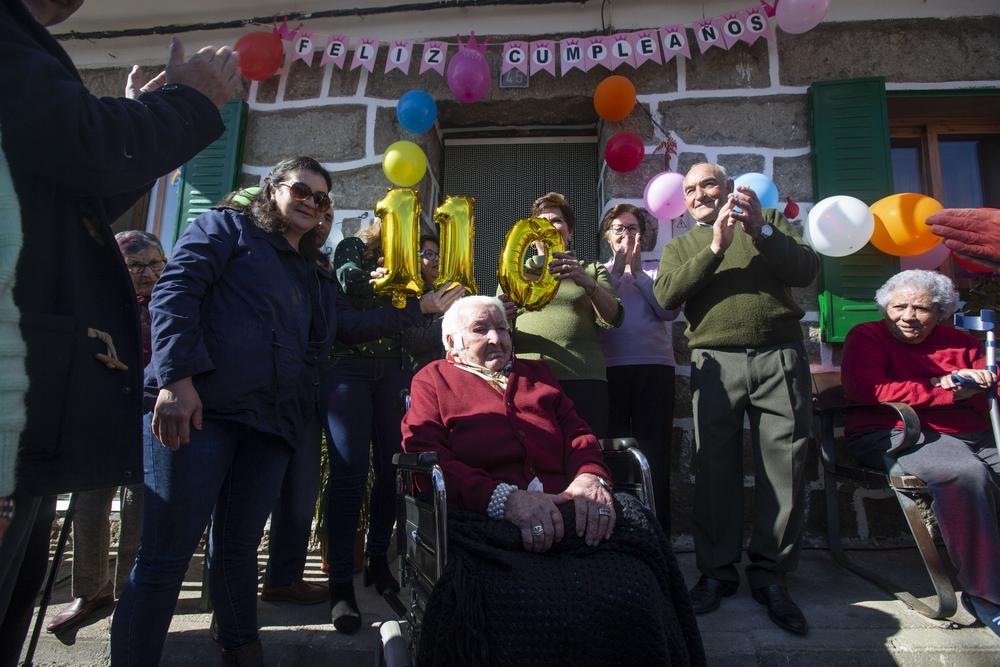 Tía María cumple 110 años