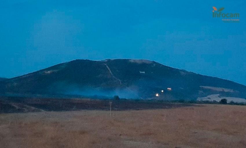 Estabilizado el incendio de Retuerta que pasa a nivel 0