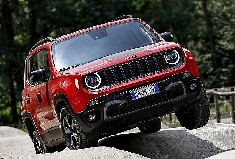 Jeep da un paso más hacia la electrificación
