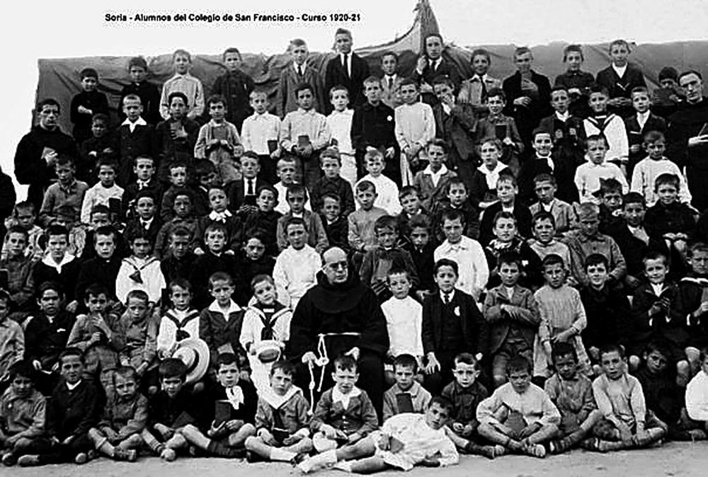 Los Franciscanos dejan Soria