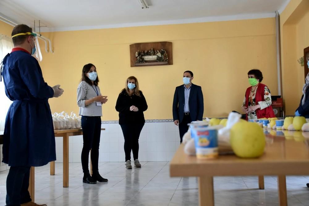 Diputación dona 500.000 euros a Ayudas de Emergencia de CLM