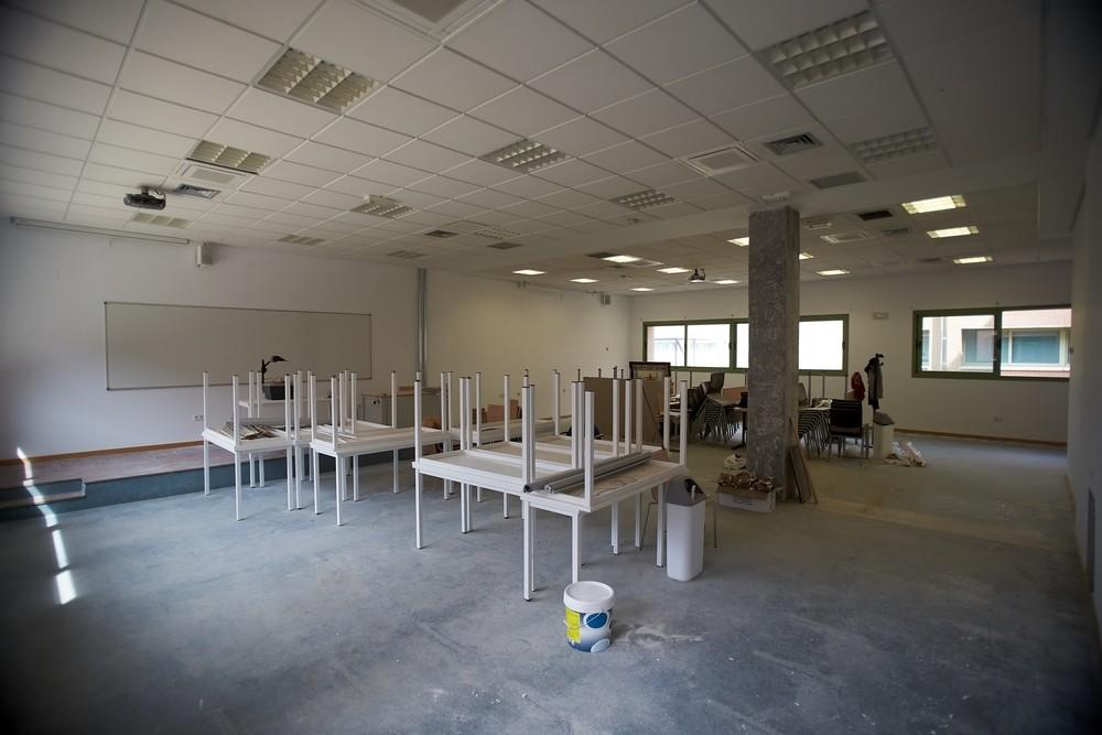 La UCLM dobla la superficie de aulas contra el Covid