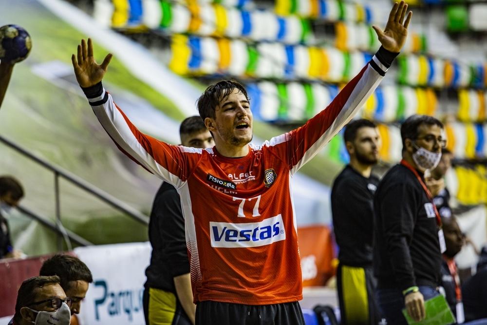 El Vestas Alarcos recupera la sonrisa ante Alcobendas