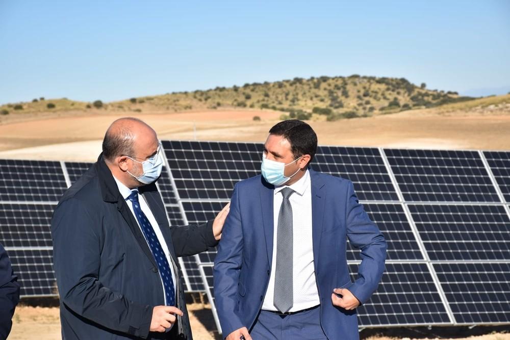 Diputación acude al IDAE con ideas de eficiencia energética