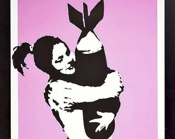 'Bomb love'.