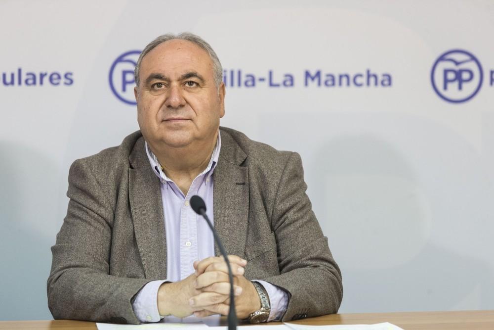 Vicente Tirado, diputado del PP por Toledo.