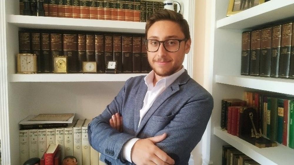 Alejandro Pernías, concejal contra la Despoblación y de Desarrollo Rural del Ayuntamiento de Villar de Cañas.
