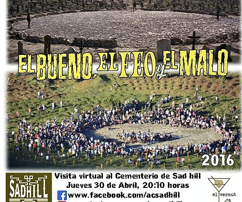 Visita virtual al cementerio de Sad Hill con la Hostelería