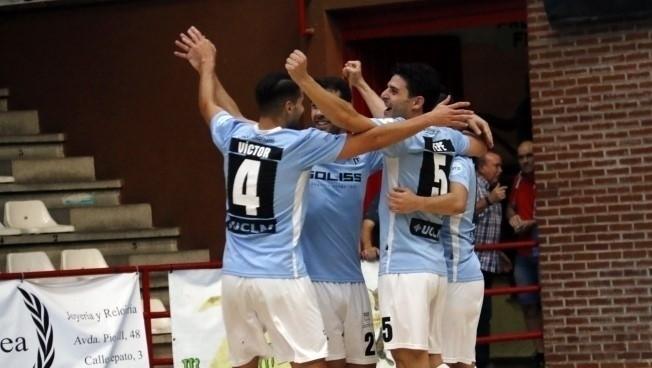 El Soliss FS Talavera podría disputar el ascenso.